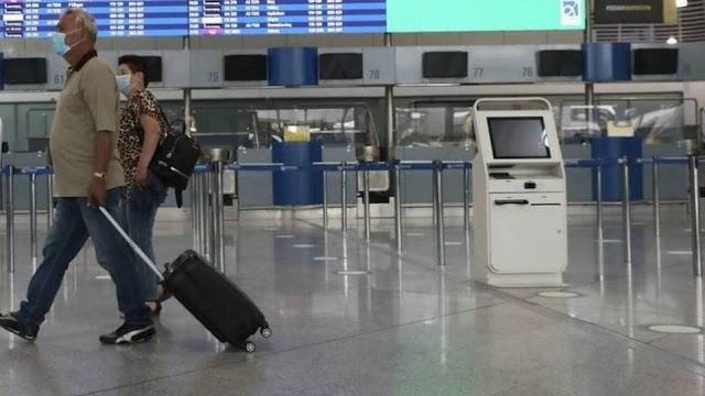 Υπουργείο Τουρισμού: Και με αρνητικό rapid test, πλέον, η είσοδος τουριστών στη χώρα