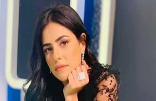 إصابة الإعلامية بقناة  CBC  دينا حويدق بفيروس كورونا المستجد