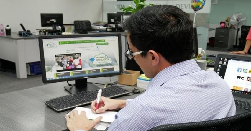 DEVIDA ofrece mil becas para cursos virtuales sobre prevención de drogas [INSCRIPCIÓN GRATIS] www.devida.gob.pe
