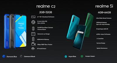Realme launch in Bangladesh