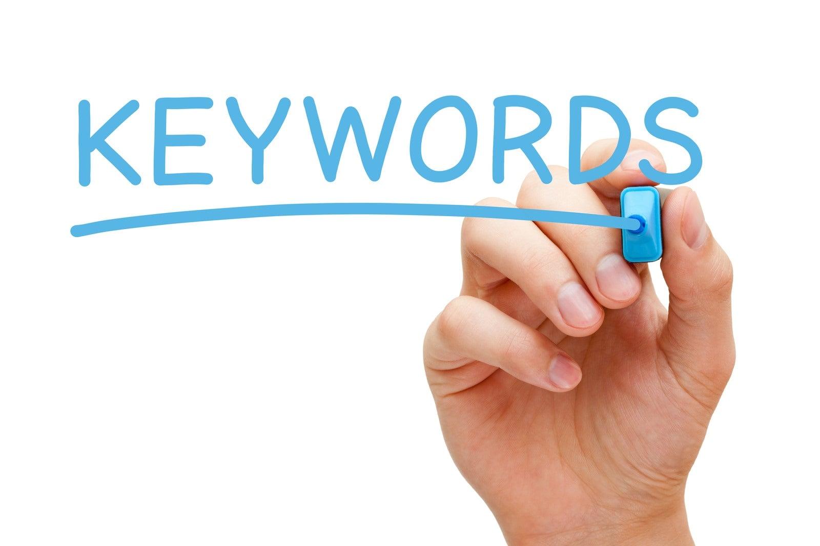 Cómo elegir palabras clave para su sitio web