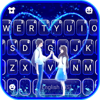 Romantic Love Keyboard Theme Apk Download for Android