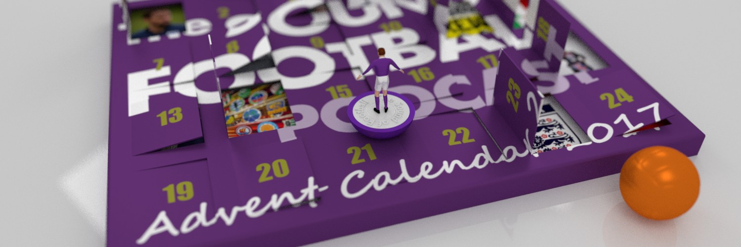 Sound Of Football Podcast 318 2017 Advent Calendar The