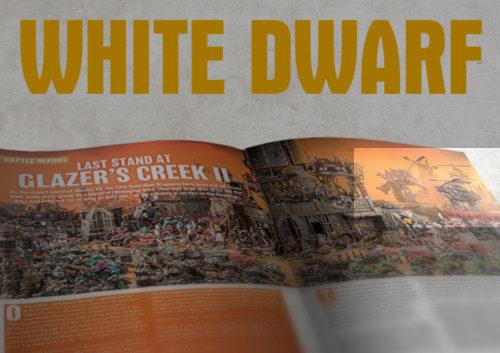 White Dwarf easter egg
