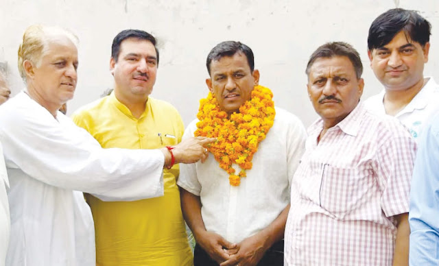 BJP workers get full honor: Yashavir Dagar