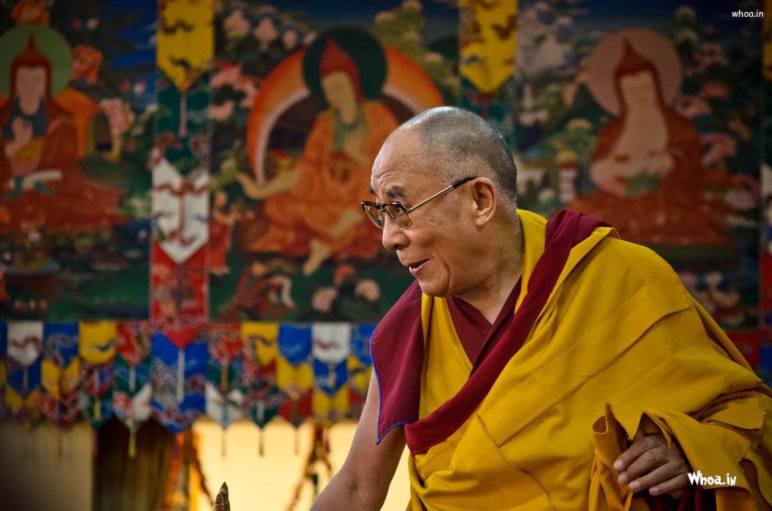 14Th Dalai Lama Holiness Speech Wallpapers