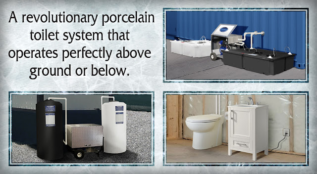 The MAC Portable Toilet System