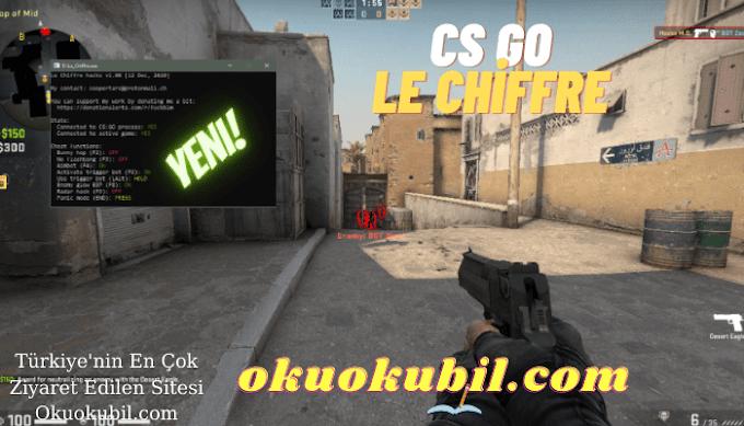 CSGO Le Chiffre 1.1.4 Triggerbot, ESP, Aimbot, Radar, Glow Hilesi