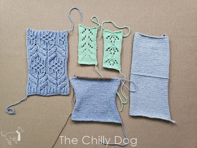 Avoid unexpected surprises in your knitting by swatching your knits