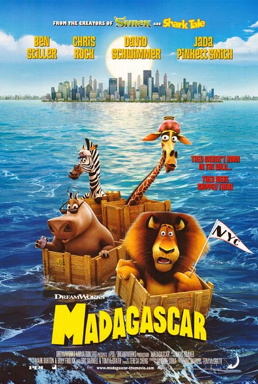Watch Madagascar (2005) Online For Free Full Movie English Stream