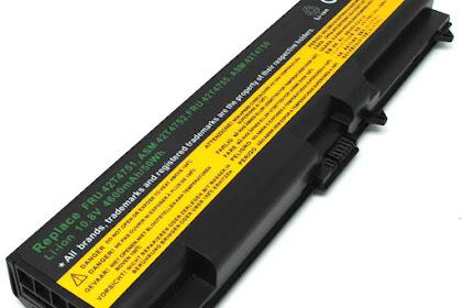 Mitos atau Fakta menggunakan laptop sambil di charge dapat merusak baterai