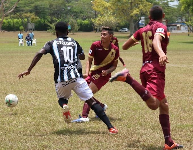 Duro revés del DEPORTES TOLIMA en la 'ida' de la segunda fase de la Supercopa Juvenil FCF
