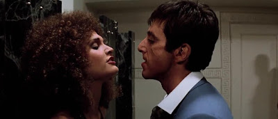 Scarface - Al Pacino and Mary Elizabeth Mastrantonio
