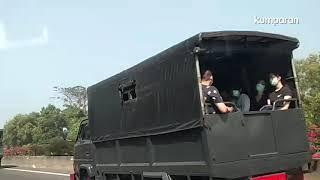 Kapuspen TNI Bantah Video Truk Operasionalnya Angkut WN China