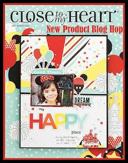 Jul/Aug 2020 CTMH New Product Blog Hop Blog Badge