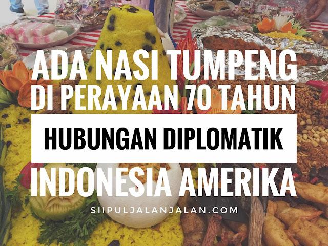 Nasi Tumpeng Indonesia