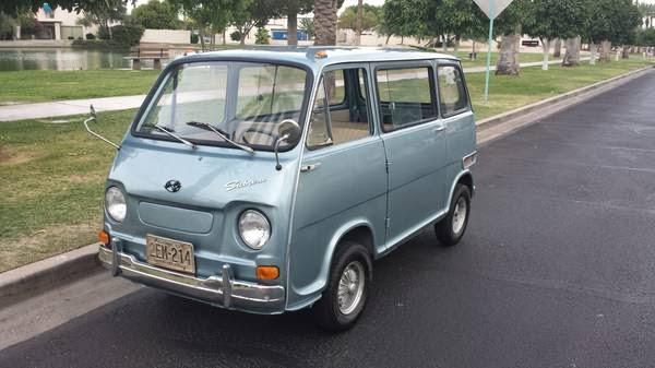 Auto Restorationice: Microbus