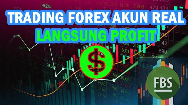 Trading Forex Akun Real Langsung Profit