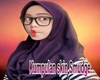 kumpulan skin smudge painting