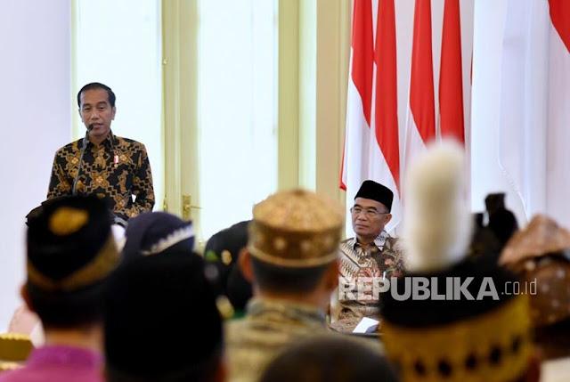 Jokowi Komentari Silang Pendapat Antara Susi dan Luhut