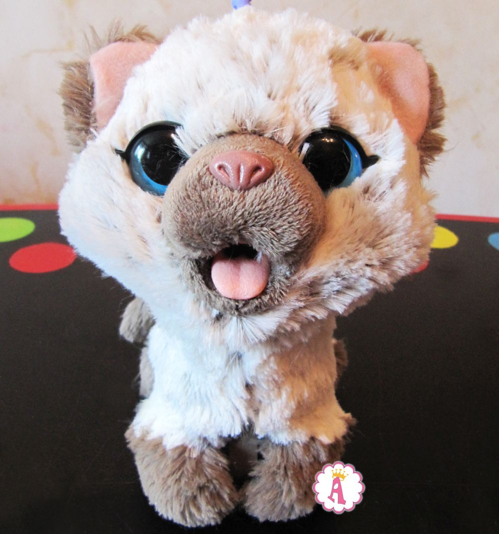 FurReal Friends котенок Ками отзывы и распаковка