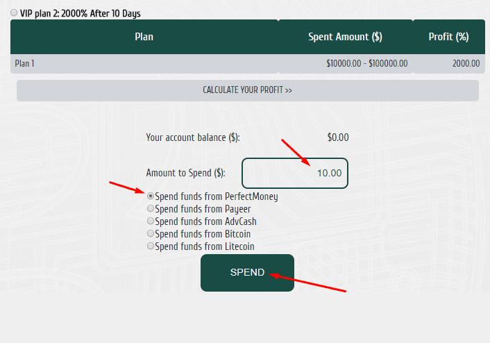 Регистрация в Wolf Invest 4