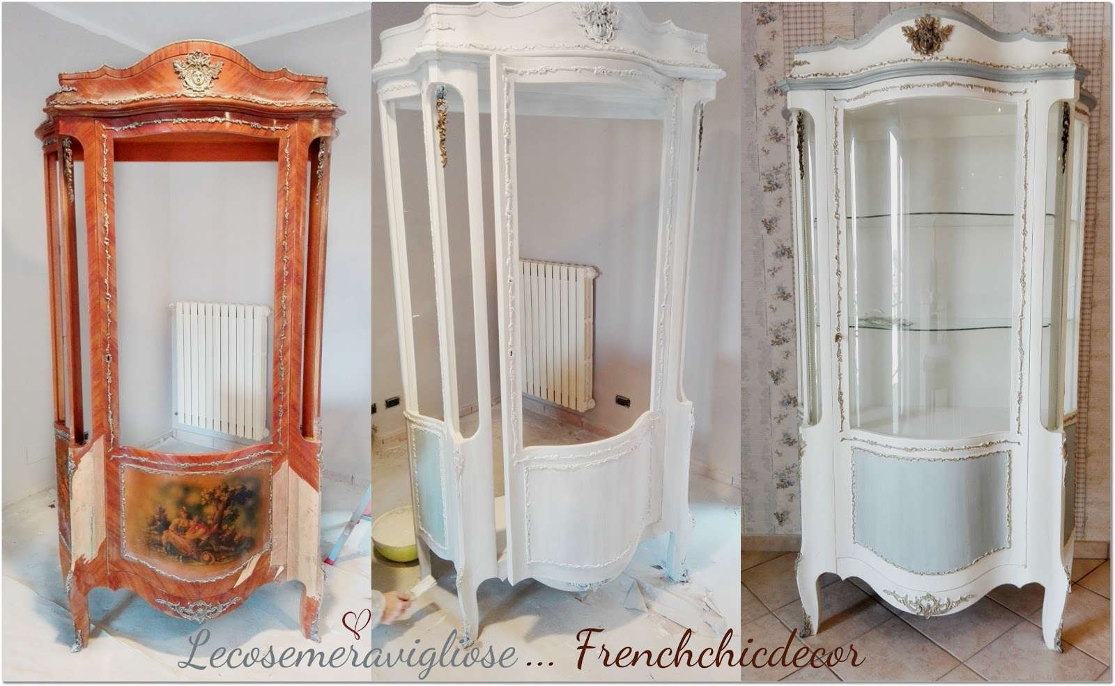 lecosemeravigliose Shabby e country chic passions: #shabby chic # interior # design # shabby ...