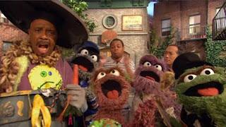 Alan, Chris, Oscar the Grouch, Grouches, Gordon, Sesame Street Episode 4324 Trashgiving Day season 43