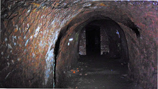 tunnels along the gallery of links derelictmanchester.com