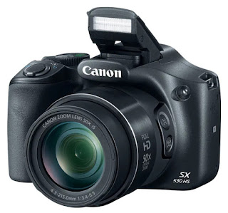 kamera canon harga 2 jutaan Canon PowerShot SX530 HS