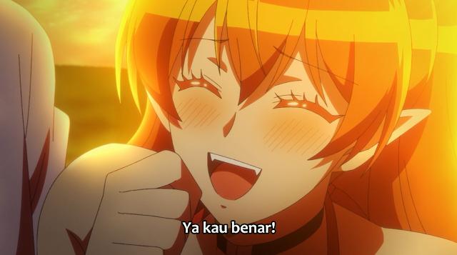 Mairimashita! Iruma-kun! S2 Episode 20 Subtitle Indonesia