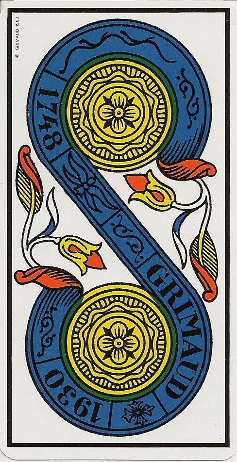 Marseille Tarot Cards 2010: Eno's Tarots: Tarot Of Marseilles