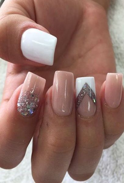 light nail design