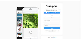Mengupload Instagram Hanya dari Google Chrome