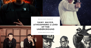 Musikvideo RoundUp | Samy Deluxe, Mayer Hawthorne, Atmosphere und Lords of the Underground