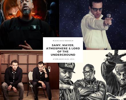 Musikvideo RoundUp | Samy Deluxe, Mayer Hawthorne, Atmosphere und Lords of the Underground