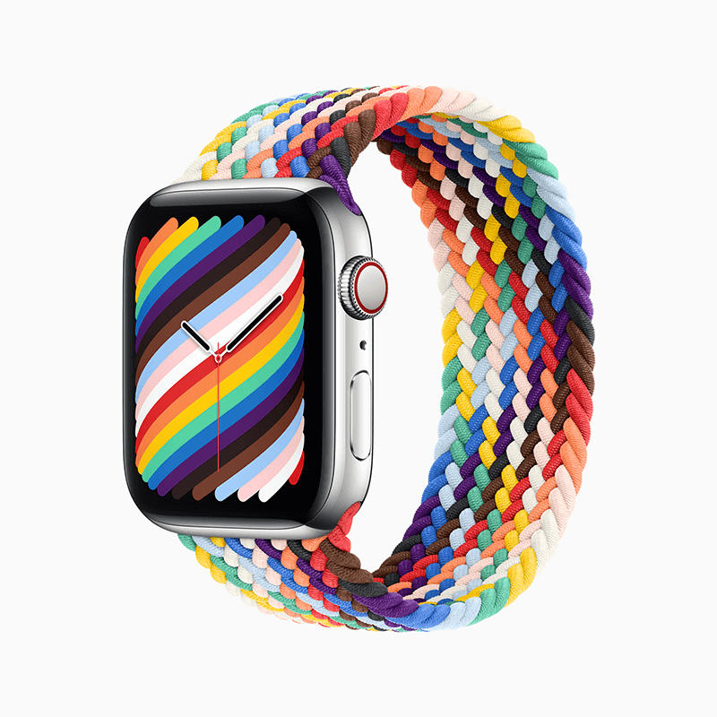 Apple unveils Watch Pride Edition bands, starts at PHP 2,790!