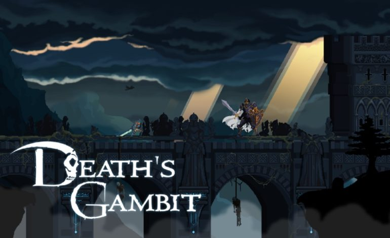 Death's Game Now Available For PS4 and PC - BioGamer Girl