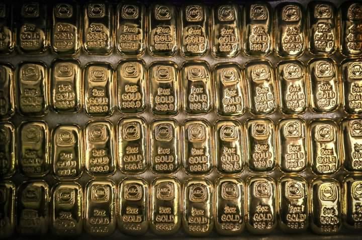 Deposit Mineral Cadangan Emas Terdeteksi Di Barat Laut Turki
