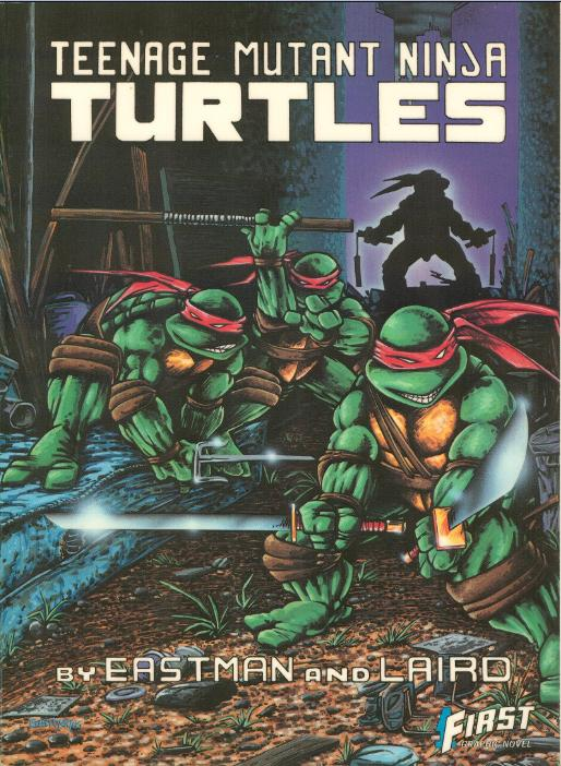 Tmnt Book One