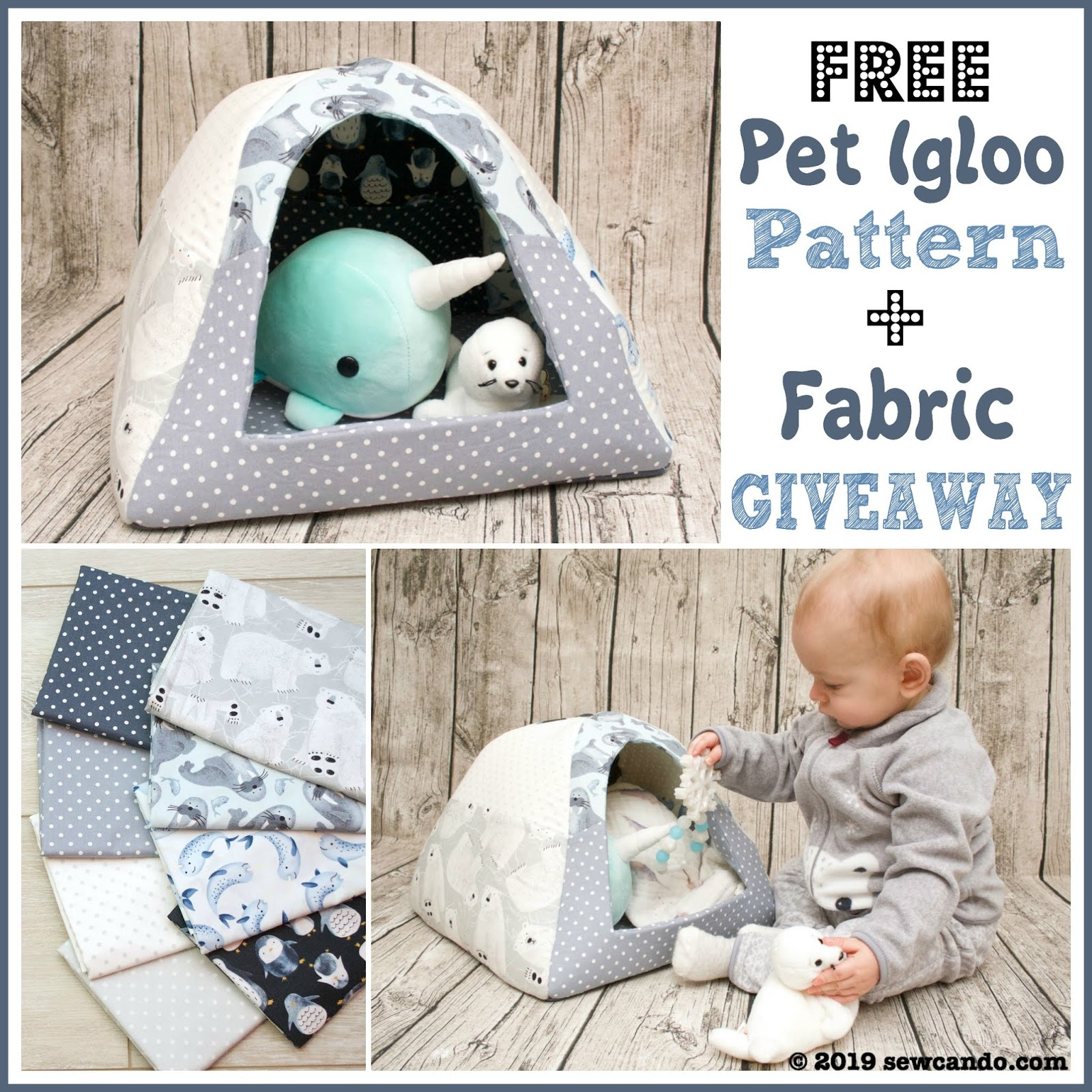photo pet toy igloo