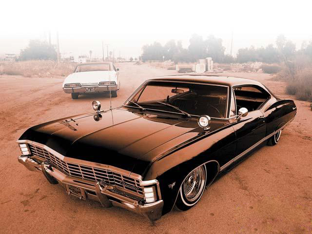 chevrolet impala 1967 zone style gallery. Black Bedroom Furniture Sets. Home Design Ideas
