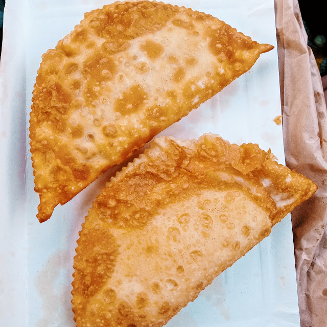 Empanadas Fritas - Las Deliciosas