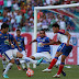 Shaylon marca dois gols e Bahia volta a vencer no Baianão
