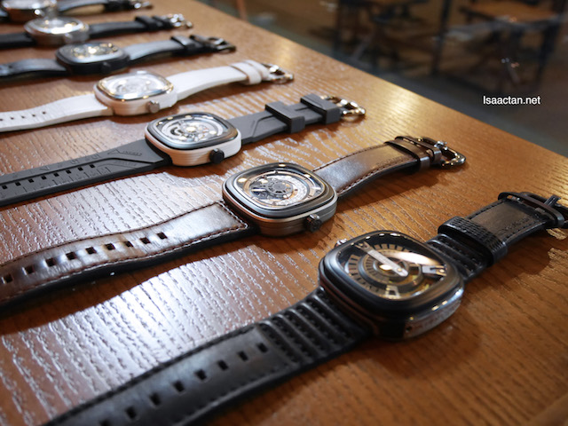 Lovely watches, grab them all!