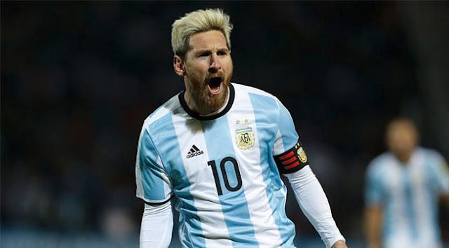 Messi Kemungkinan Besar Takkan Dimainkan Penuh