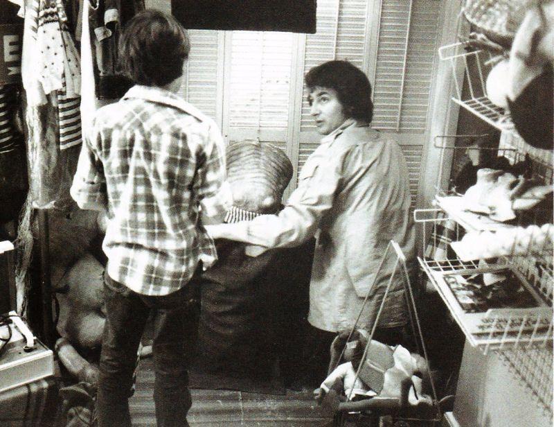 Steven Spielberg Home Office