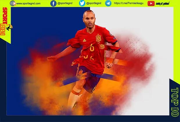 افضل عشر لاعبين في تاريخ دوري ابطال اوروبا