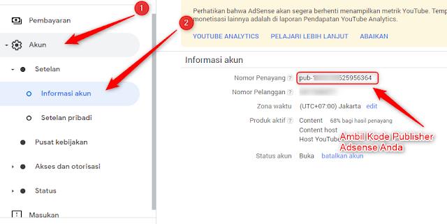 Cara Mudah Mengaktifkan Ads.txt di Blogger