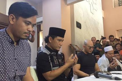 Usai Jalani Salat Jumat Perdana, Deddy Corbuzier Jadi Saksi Mualaf Rekannya